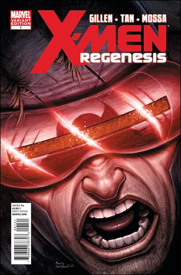 X-Men: Regenesis 1-B by Marvel