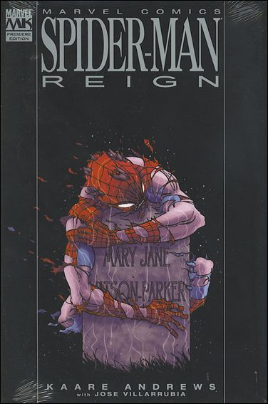 Spider-Man: Reign nn-A by Marvel