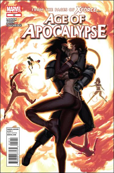 Age of Apocalypse (2012) 12-A by Marvel