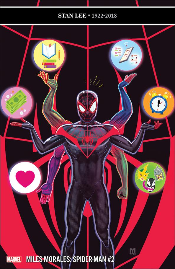 Miles Morales: Spider-Man 2-A by Marvel