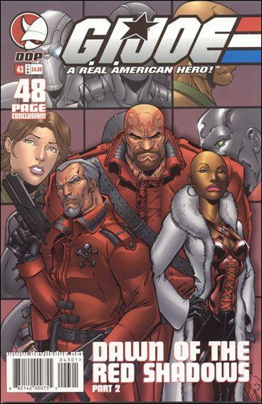 G.I. Joe (2001) 43-A by Devil's Due