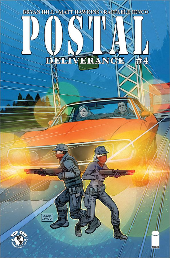 Postal: Deliverance 4-A by Top Cow