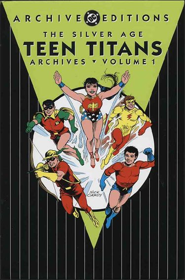 Silver Age: Teen Titans Archives 1-A by DC