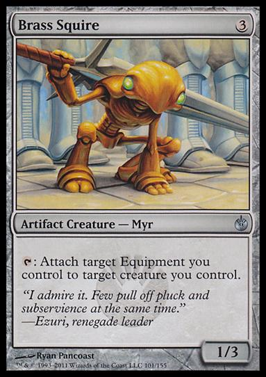 Magic the Gathering: Mirrodin Besieged (Base Set)101-A by Wizards of the Coast