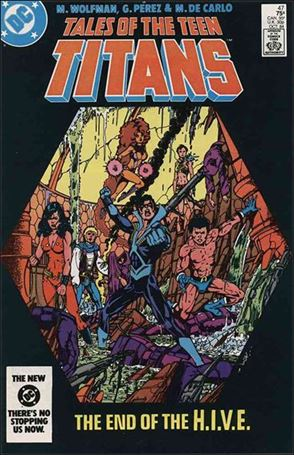 Tales of the Teen Titans 47-A