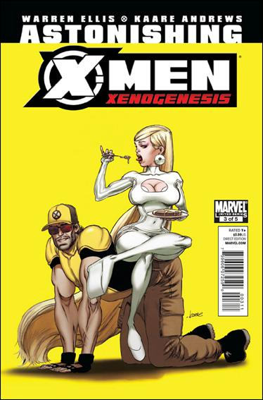 Astonishing X-Men: Xenogenesis 3-A by Marvel