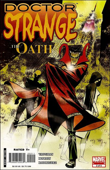 Doctor Strange: The Oath 2-A by Marvel