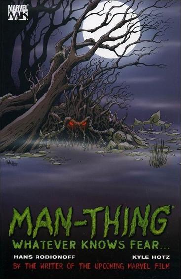 Man-Thing nn-A by Marvel