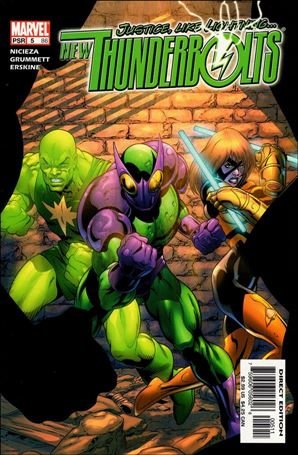New Thunderbolts 5-A