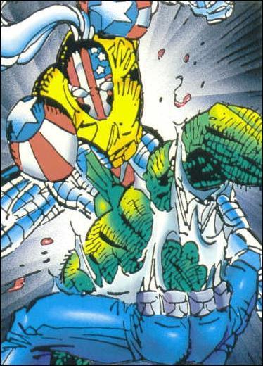 Savage Dragon (Base Set) 83-A by Comic Images