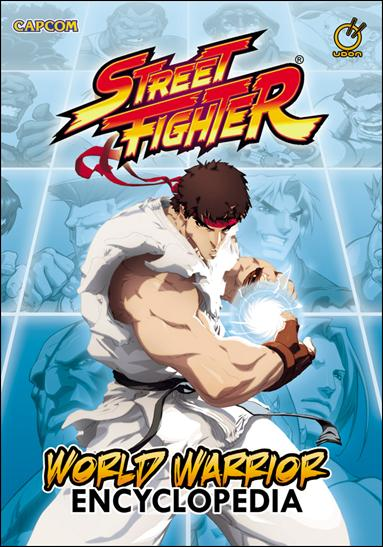 Street Fighter: World Warrior Encyclopedia 0-A by Udon