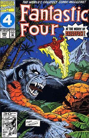 Fantastic Four (1961) 360-A