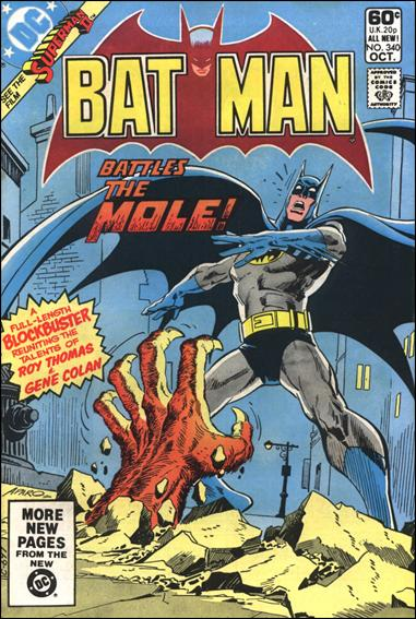 Batman (1940) 340-A by DC