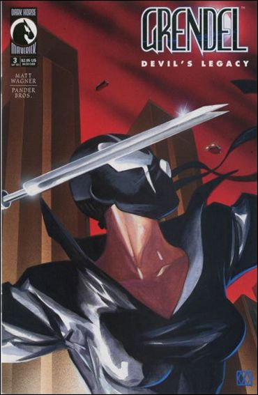 Grendel: Devil's Legacy 3-A by Dark Horse