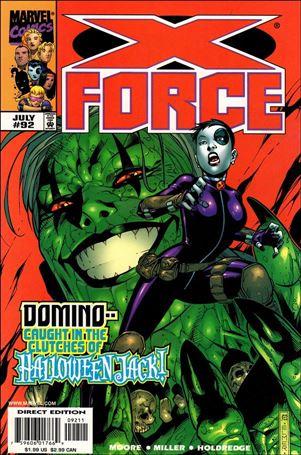 X-Force (1991) 92-A