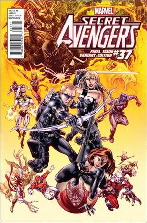 Secret Avengers (2010) 37-B