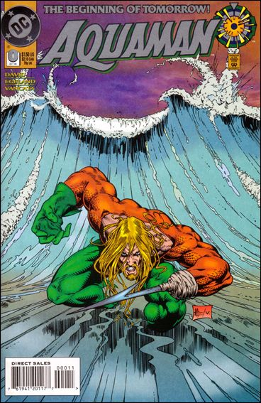 Aquaman (1994) 0-A by DC