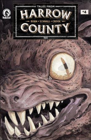 Tales from Harrow County: Fair Folk 4-A