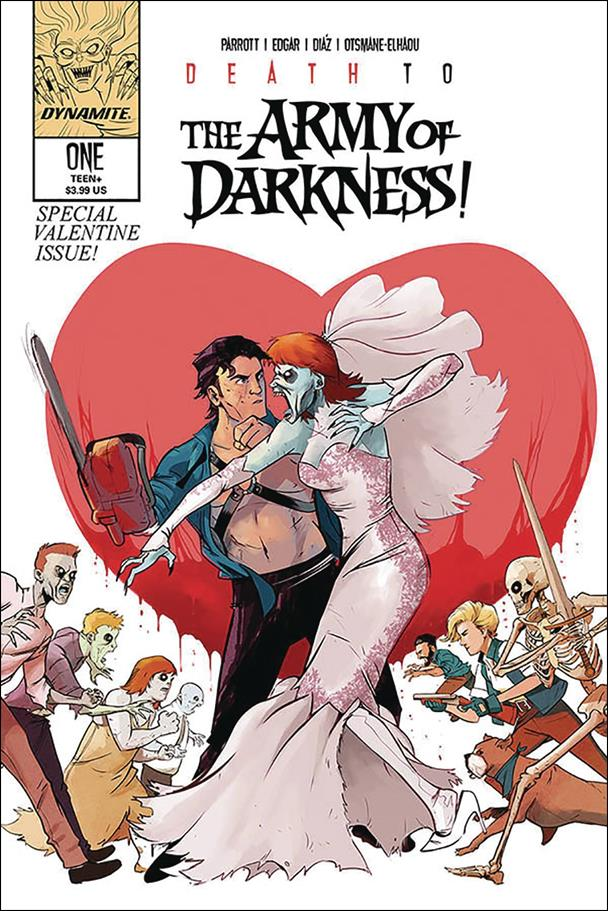 Death to the Army of Darkness 1-D by Dynamite Entertainment