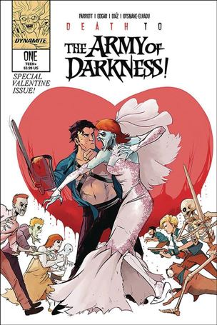 Death to the Army of Darkness 1-D