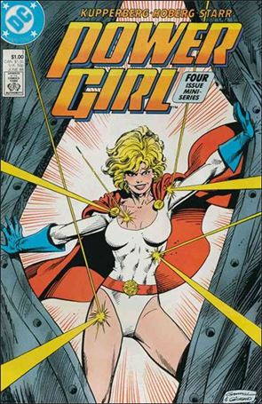 Power Girl (1988) 1-A
