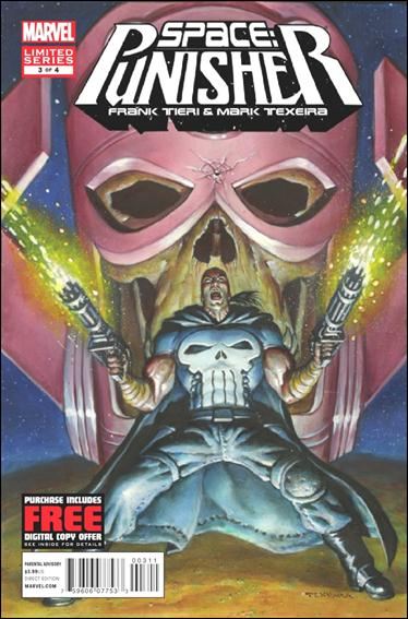 Space: Punisher 3-A by Marvel