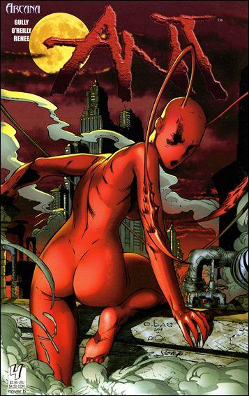Ant (2004) 4-B by Arcana