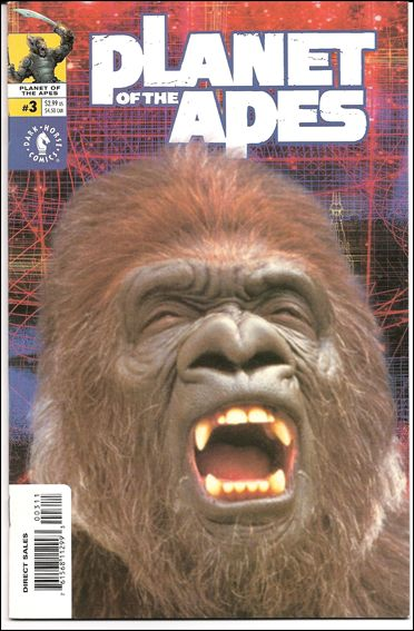 Planet of the Apes (2001/09) 3-B by Dark Horse