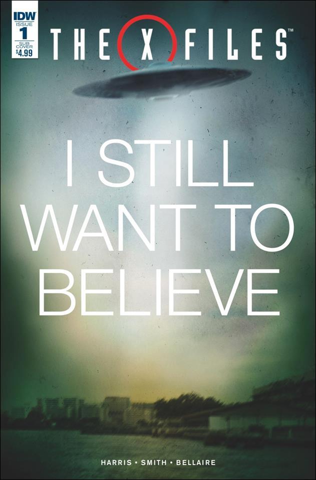 X-Files (2016) 1-B