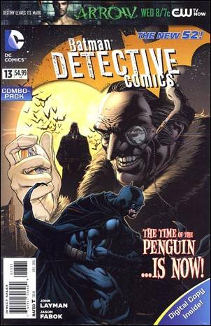 Detective Comics (2011) 13-B by DC