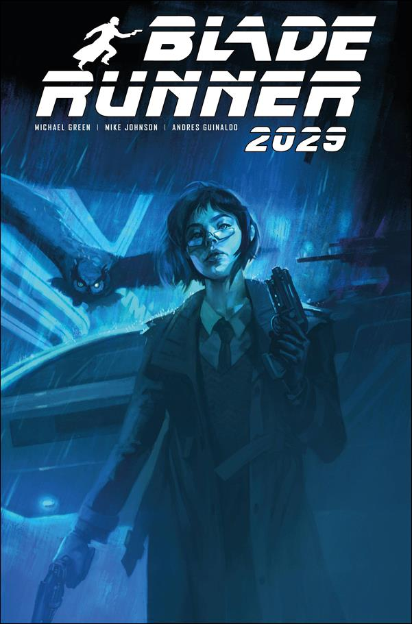 Blade Runner 2029 2-C by Titan