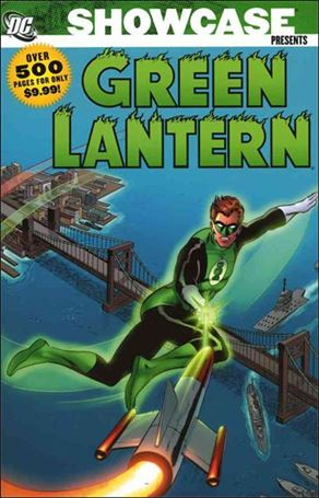 Showcase Presents Green Lantern 1-A