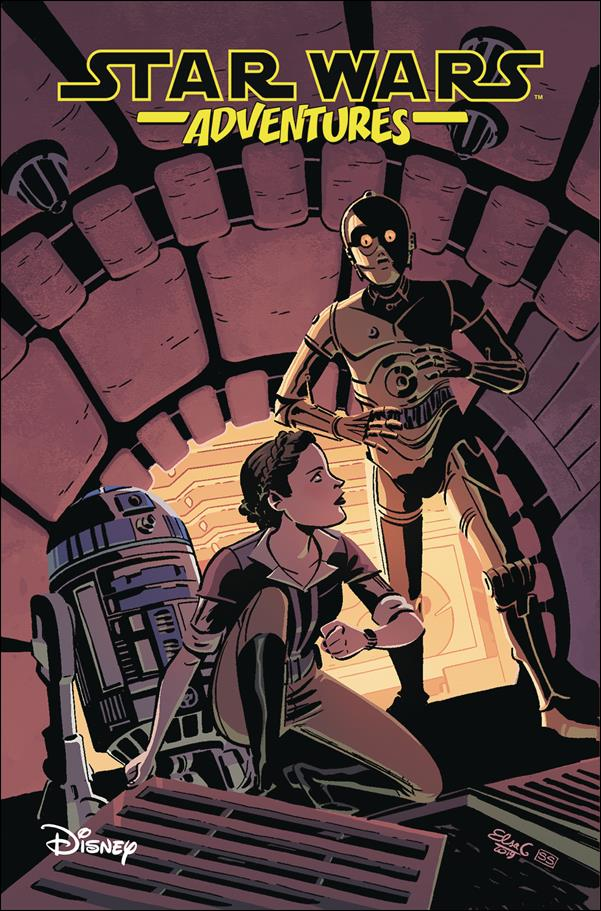 Star Wars Adventures (2017) 9-A by IDW