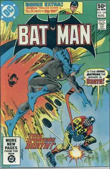 Batman (1940) 338-A by DC