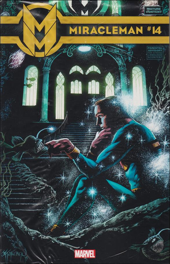 Miracleman (2014) 14-A by Marvel