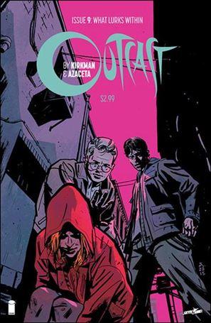 Outcast by Kirkman & Azaceta 9-A
