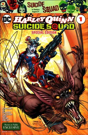 Harley Quinn & The Suicide Squad April Fools' Special 1-G
