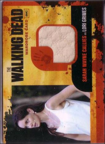 Walking Dead (Wardrobe Subset) M2-A by Cryptozoic Entertainment