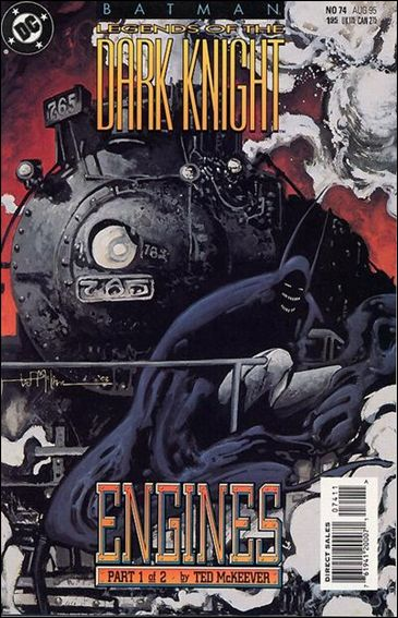 Batman: Legends of the Dark Knight 74-A by DC