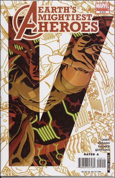 Avengers: Earth's Mightiest Heroes II 2-A by Marvel