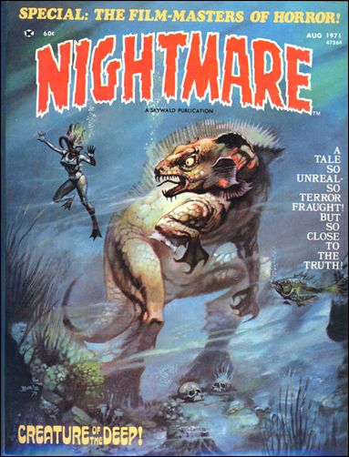 Nightmare 5-A by Skywald
