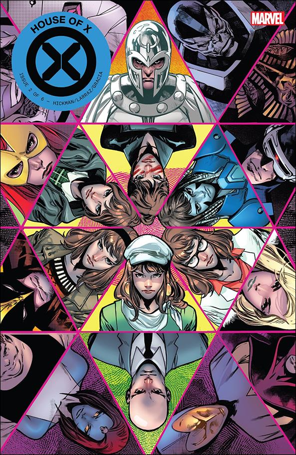 House of X 2-A by Marvel