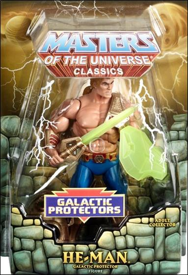 Masters of the Universe Classics He-Man (New Adventures) by Mattel