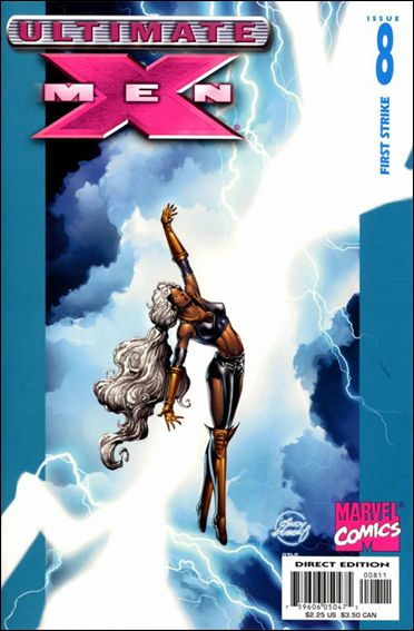 Ultimate X-Men (2000) 8-A by Marvel