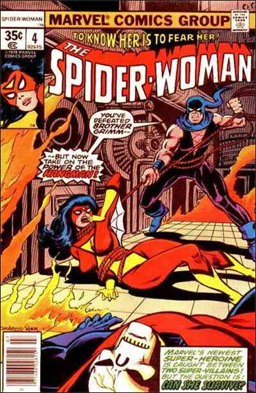 Spider-Woman (1978) 4-A by Marvel