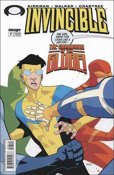 Invincible 7-A by Skybound Entertainment