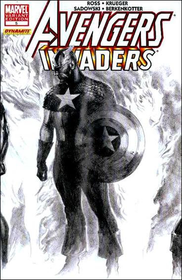 Avengers/Invaders 5-C by Marvel