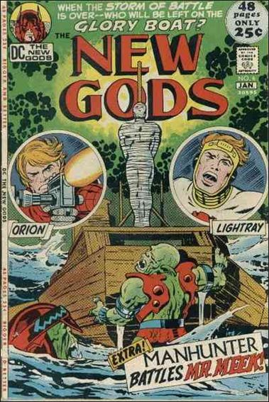 New Gods (1971) 6-A by DC