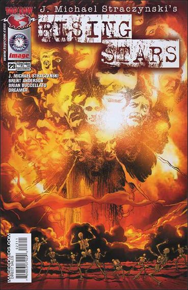 Rising Stars 23-A by Top Cow