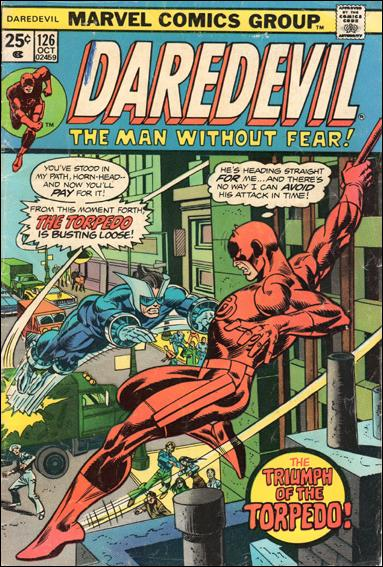 Daredevil (1964) 126-A by Marvel